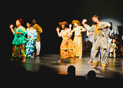 Ezibu Muntu African Dance // Annual Concert 2012
